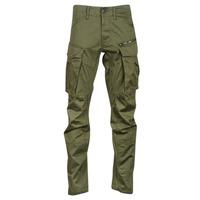 material Men Cargo trousers  G-Star Raw ROVIC ZIP 3D STRAIGHT TAPERED Kaki