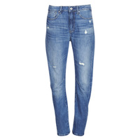 material Women Boyfriend jeans G-Star Raw ARC 2.0 3D MID BOYFRIEND Blue / Light / Aged / Destroy