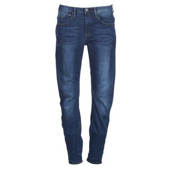 material Women Boyfriend jeans G-Star Raw ARC 3D LOW BOYFRIEND Blue / Medium / Aged