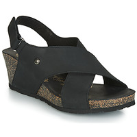 Shoes Women Sandals Panama Jack VALESKA Black