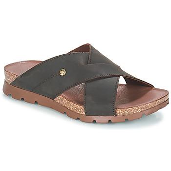 Shoes Men Mules Panama Jack SALMAN Brown
