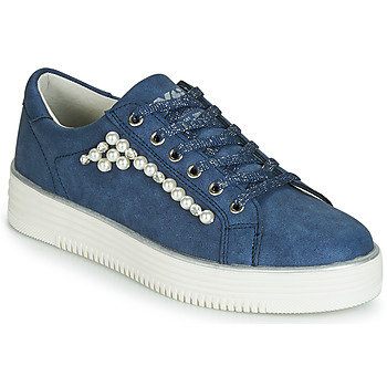 Shoes Women Low top trainers Xti 48894 Marine
