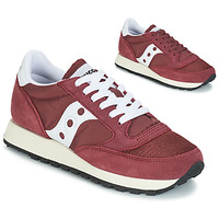 Shoes Men Low top trainers Saucony Jazz Original Vintage Bordeaux / White