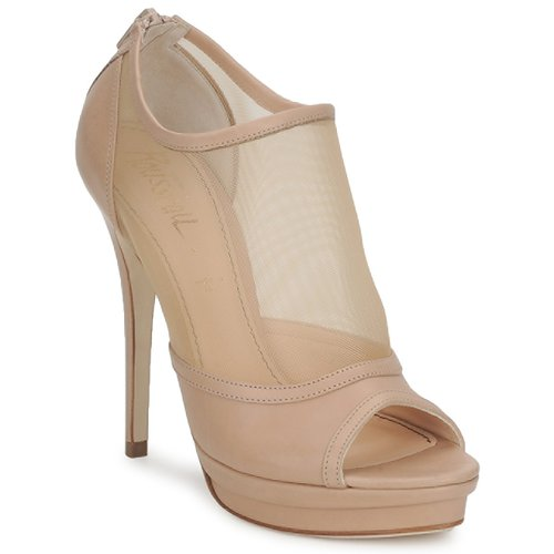Shoes Women Low boots Jerome C. Rousseau ELLI MESH Nude