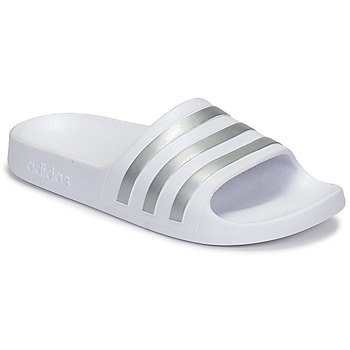 Shoes Girl Tap-dancing adidas Performance ADILETTE AQUA K White