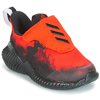 Shoes Boy Running shoes adidas Originals FORTARUN SPIDER-MAN Red / Black