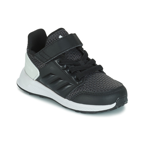Shoes Children Running shoes adidas Performance RAPIDARUN EL I Black