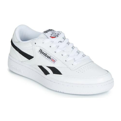 pacchetto alla moda e attraente aspetto dettagliato bel design Reebok Classic REVENGE PLUS MU White / Black - Fast delivery ...