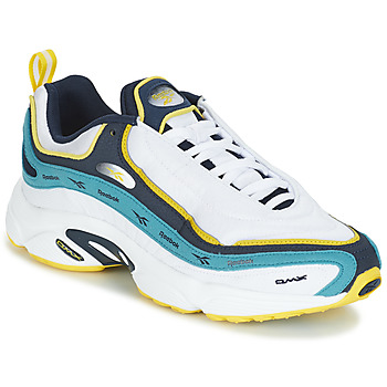 Shoes Men Low top trainers Reebok Classic DAYTONA DMX VECTOR White / Blue