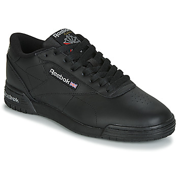 Shoes Low top trainers Reebok Classic EXOFIT LO CLEAN LOGO INT Black