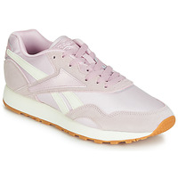 Shoes Women Low top trainers Reebok Classic RAPIDE Pink