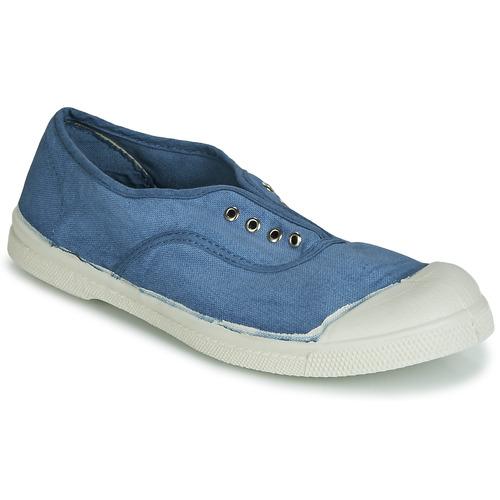 Shoes Women Low top trainers Bensimon TENNIS ELLY Denim
