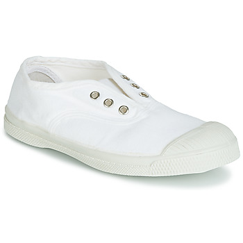Shoes Girl Low top trainers Bensimon TENNIS ELLY White