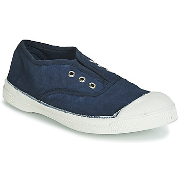 Shoes Girl Low top trainers Bensimon TENNIS ELLY Marine