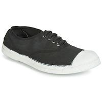 Shoes Men Low top trainers Bensimon TENNIS LACETS Carbon