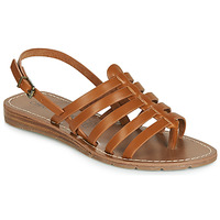 Shoes Women Sandals Chattawak SHIRLEY Camel