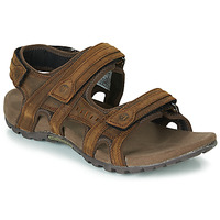 Shoes Men Sports sandals Merrell SANDSPUR LEE BACKSTRAP Brown