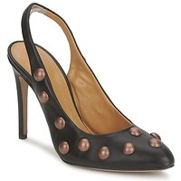 Shoes Women Court shoes Keyté CANDY STILL Black