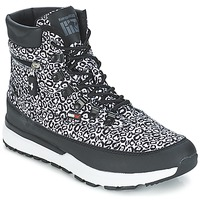 Shoes Men Mid boots Kangaroos WOODHOLLOW LIGHT Black / Grey
