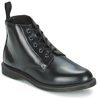 Shoes Women Mid boots Dr Martens EMMELINE Black