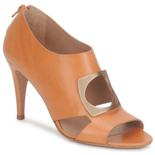 Shoes Women Low boots Kallisté FLORA CAMEL