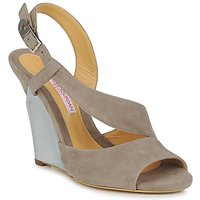 Shoes Women Sandals Charles Jourdan PALOMA Mink