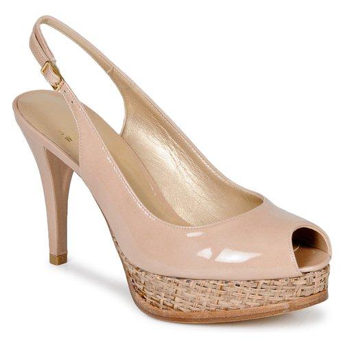 Shoes Women Sandals Stuart Weitzman SLINK Pink