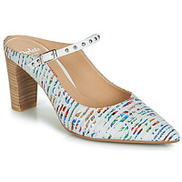 Shoes Women Sandals Perlato MALDINI White