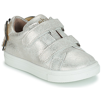 Shoes Girl Low top trainers Acebo's BAMBU Beige