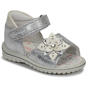 Shoes Girl Sandals Primigi 3378522 Silver