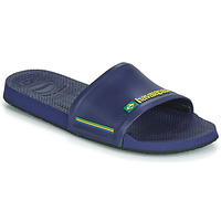 Shoes Men Tap-dancing Havaianas SLIDE BRASIL Blue