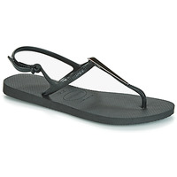 Shoes Women Sandals Havaianas FREEDOM MAXI Black