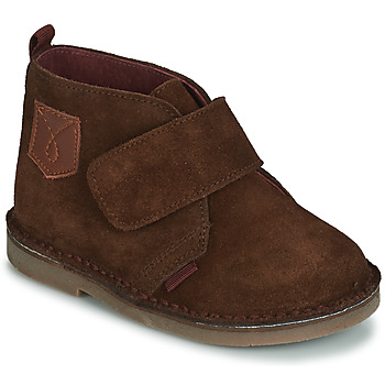 Shoes Boy Mid boots André SCRATCH Brown