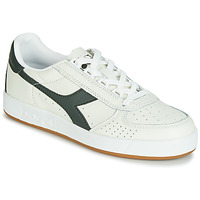 Shoes Low top trainers Diadora B ELITE I White / Green / Dark