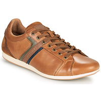Shoes Men Low top trainers Redskins WASEK II Cognac