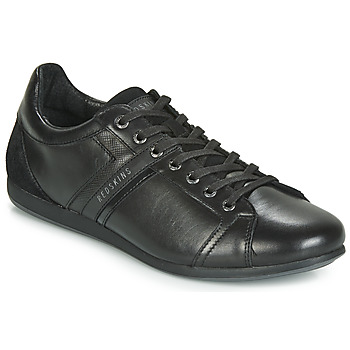 Shoes Men Low top trainers Redskins WASEK II Black
