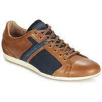 Shoes Men Low top trainers Redskins WASEKO Cognac / Marine