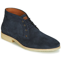 Shoes Men Mid boots Kost CALYPSO 59 Marine