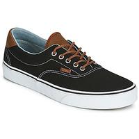 Shoes Low top trainers Vans ERA 59 Black