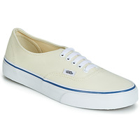 Shoes Low top trainers Vans AUTHENTIC Yellow
