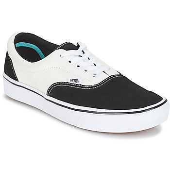 Shoes Men Low top trainers Vans COMFYCUSH ERA Black / White