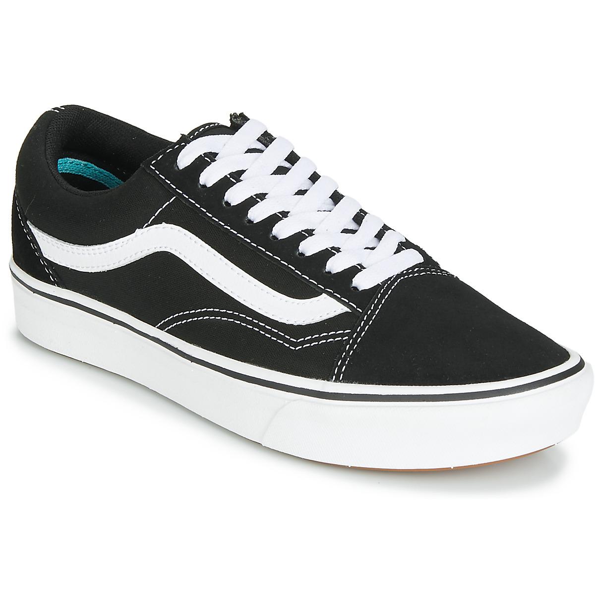 Vans COMFYCUSH OLD SKOOL Black / White