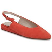 Shoes Women Ballerinas Fericelli IKIRUA Red