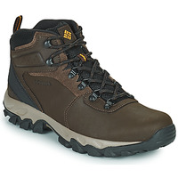 Shoes Men Hiking shoes Columbia NEWTON RIDGE PLUS II WATERPROOF Brown