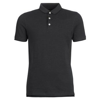 material Men short-sleeved polo shirts Jack & Jones JJEPAULOS Grey