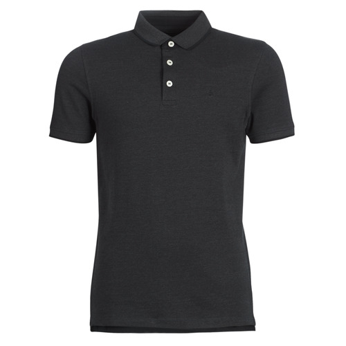 material Men short-sleeved polo shirts Jack & Jones JJEPAULOS Grey