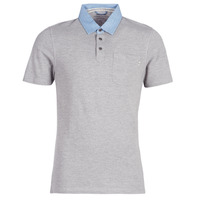 material Men short-sleeved polo shirts Jack & Jones JPRDARREN Grey