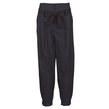 material Women 5-pocket trousers Maison Scotch LONG BLACK PANT Black