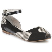 Shoes Women Ballerinas Mosquitos DELICE Black