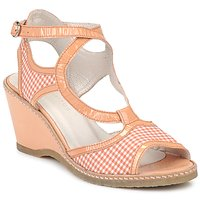 Shoes Women Sandals Mosquitos HOURA Orange